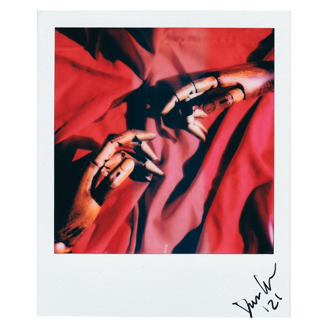 """Studio sulle mani ispirato alla """"Creazione di Adamo"""""""