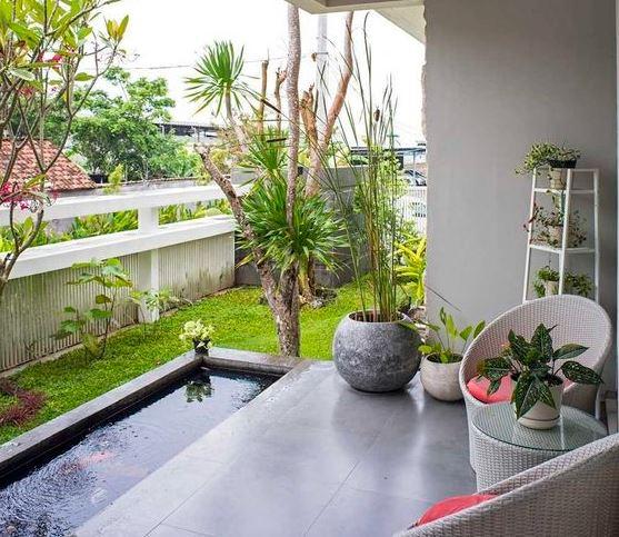 5 Motif Keramin Mempercantik Teras Rumah