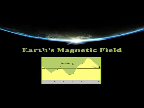 Pole Shift Underway as Earth's Magnetic Field Continues to Weaken