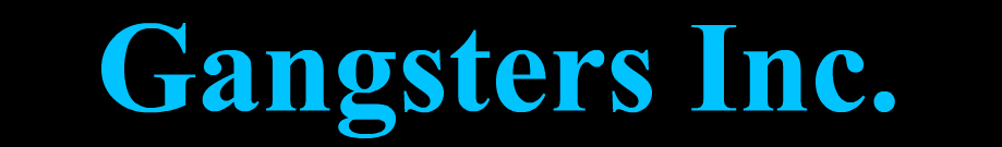 Gangsters Inc. - www.gangstersinc.org Logo