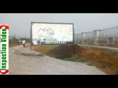 Land For Sale in Christal Villa Itamarun, Ibeju Lekki Lagos