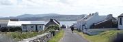 Gaeltacht Thiar Thir Chonaill, paintout on Gola island .
