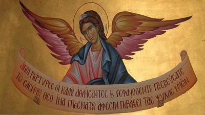 Οι άγγελοι μυρώνουν τους εκλεκτούς του Θεού!