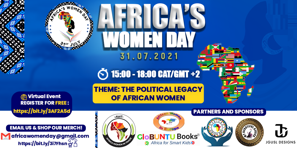Africa's Women Day is July 31