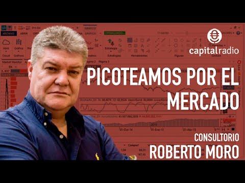 Video Análisis con Roberto Moro: IBEX35, Arcadis, Repsol, REE, Deutsche Borse, CapGemini, Prysmian, Paypal, Microsoft, Amadeus, Unicredit, Intel...