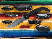 Cold Steel Espada XL, Etc...