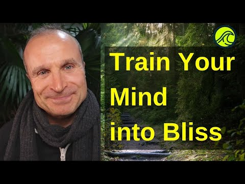 Train Your Mind into Bliss & Enlightenment with This Ancient Meditation Technique