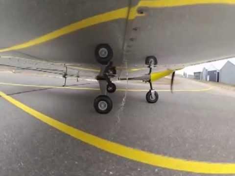 Fuel Vent Spew After Landing