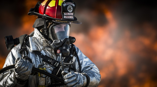 Daily Devotional: First Responders
