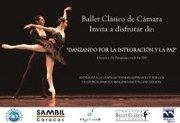 EXPECTACULO DE BALLET CLASICO