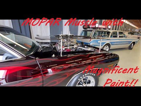 More Magnificent MOPAR ( at the 2021 Chrysler Nationals, Carlisle )