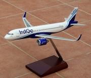 Lupa 1:100 Indigo A320 Neo