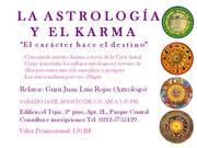 Taller Astología y Karma