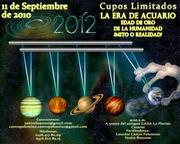 Hola  Tengo nuevamente el agrado de invitarte al   Taller 2012  Era de Acuario, Edad de Oro de la Humanidad -Mito y/o Realidad