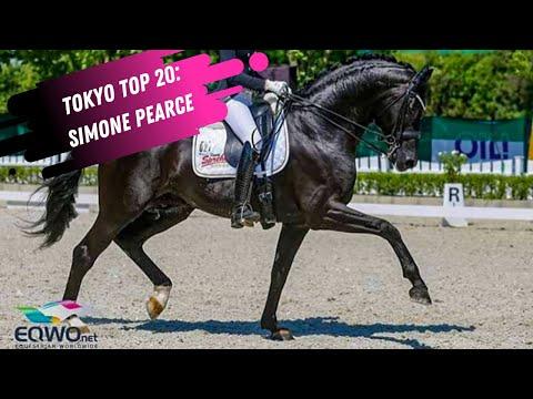 Tokyo Top 20: Hunger Games Grand Prix Freestyle - Simone Pearce & Destano (AUS)