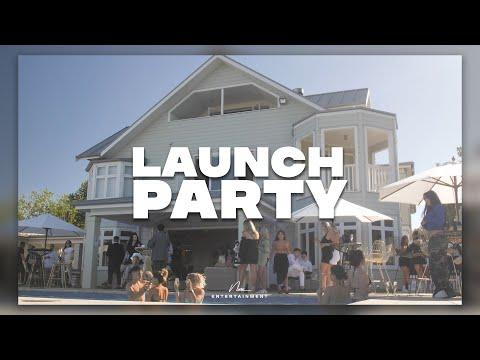 None Entertainment Launch Party