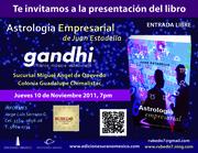 """Presentacion Libro """"Astrología Empresarial"""""""