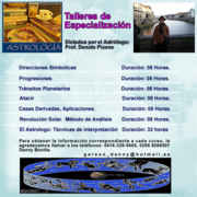 Talleres de Astrología
