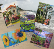 Opening Reception: Ocean Ridge Garden Club Art Show