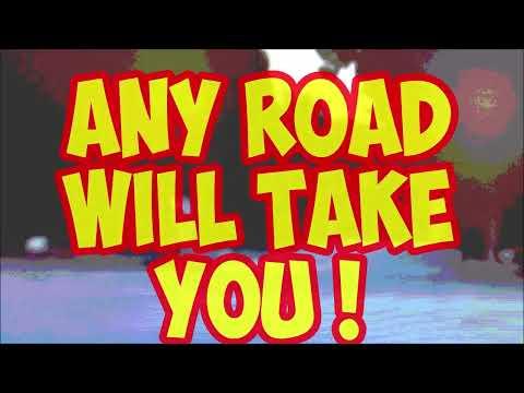 Any Road you Take                   G. Harrison  -  A. D. Eker      2021