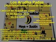 CURSO EN LÍNEA DE ASTROLOGÍA VÉDICA (LOS ARUDHA PADAS)