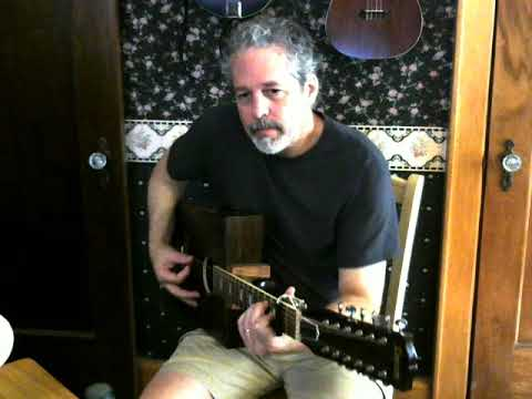 Everly Brothers on home made 12 string guitar