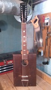 12 String Silverware Box Guitar