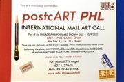 postcART PHL