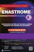 Encuentro de Astrólogos en México. ENASTROME 2014