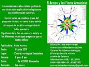 Taller armon y las flores armonicas