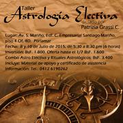 Astrología Electiva en Margarita