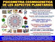 PSICOMETRIA COSMOGENETICA DE LOS ASPECTOS PLANETARIOS
