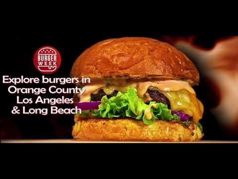 Burger Week is Back!