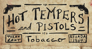 Hot Tempers and Pistols - 1864