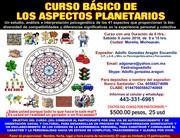 TALLER BASICO DE LOS 41 ASPECTOS PLANETARIOS
