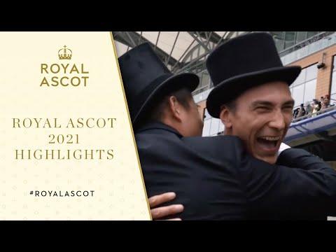 Royal Ascot 2021 Highlights