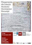 Pergamente din culecția Muzeului București