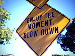 AES39 Slow Down! and Enjoy!