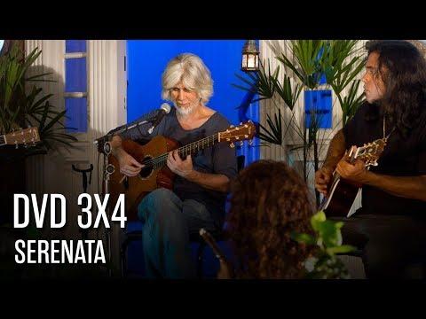 "Oswaldo Montenegro. DVD ""3x4"": Bloco ""Serenata"""