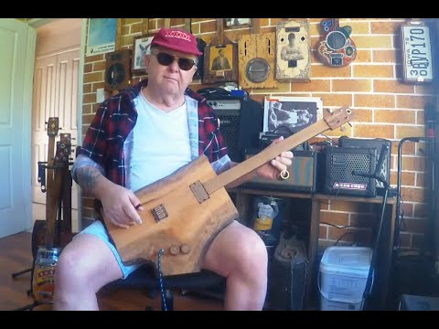 AGP #434 ''Bloodwood''   You Can't Teach an Old Dog New Tricks