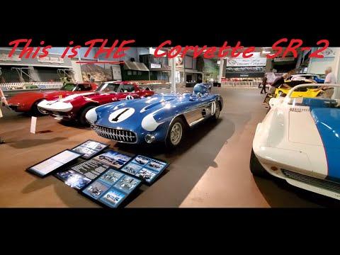 Erwin Shows Us THE Corvette SR 2 Sebring