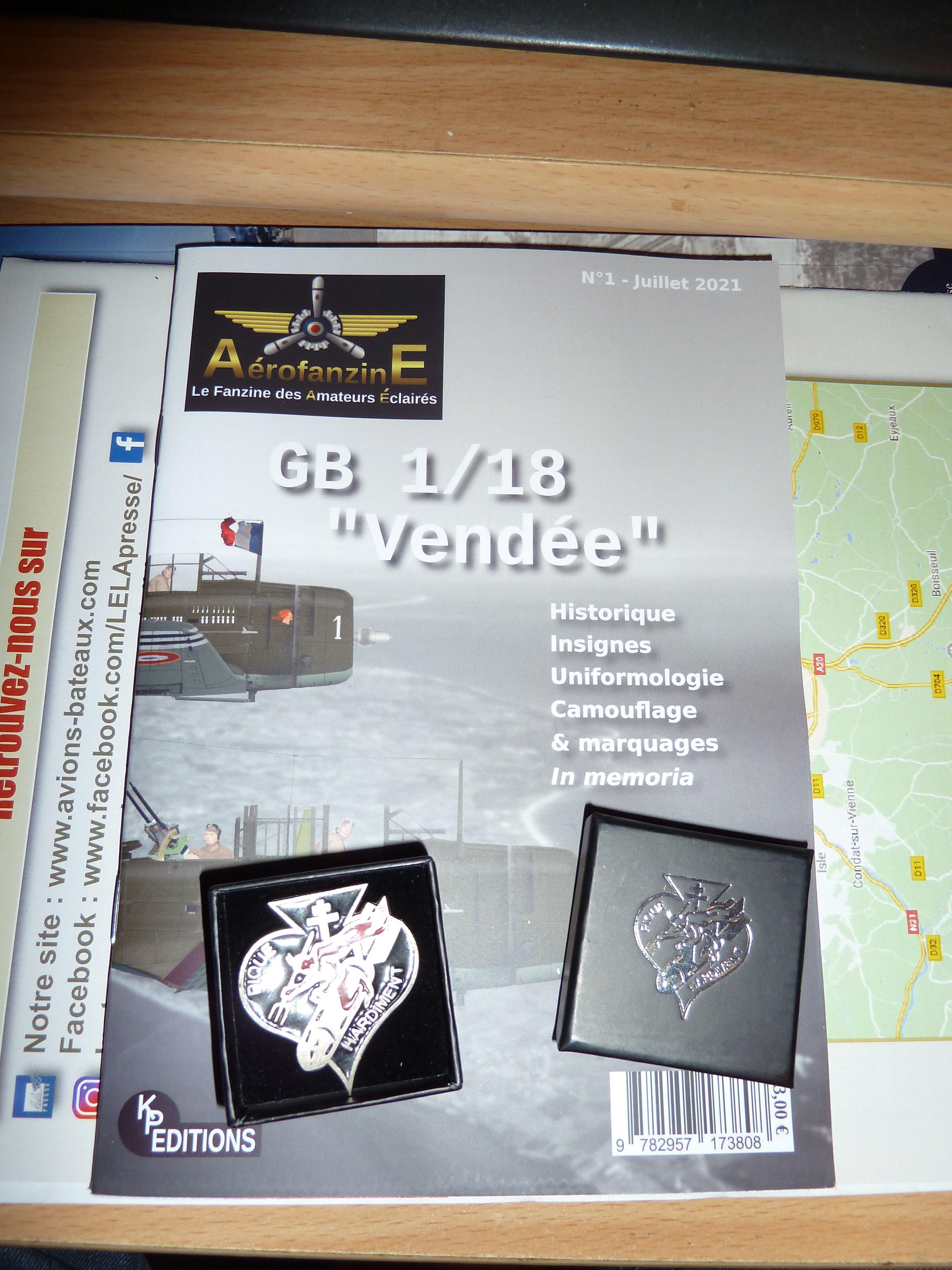 GB 1/18 Vendée Insignia