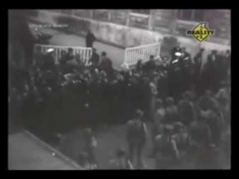 Execution of Eugene Weidmann – The Last Public Execution by Guillotine (1939)