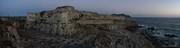 Κάστρο Μεθώνης- Πανόραμα τριων λήψεων
