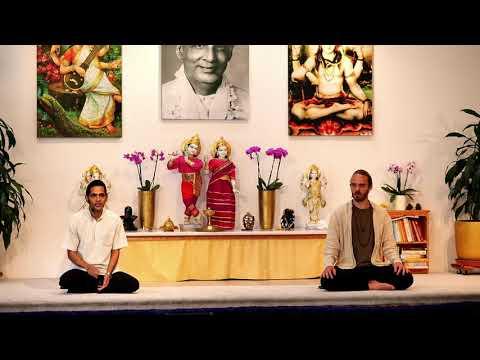 Anti Aging mit Ayurveda Teil 2 mit Dr. Devendra - Yoga Vidya Ashram Live - 14:30 Uhr 20.07.21