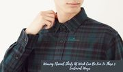 Men Flannel Clothing Manufacturers Usa