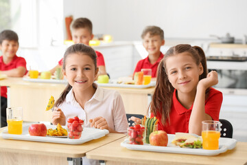 Effects of Longer Seated Lunch Time on Food Consumption and Waste in Elementary and Middle School–age Children