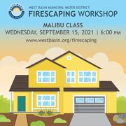 Firescaping Workshop