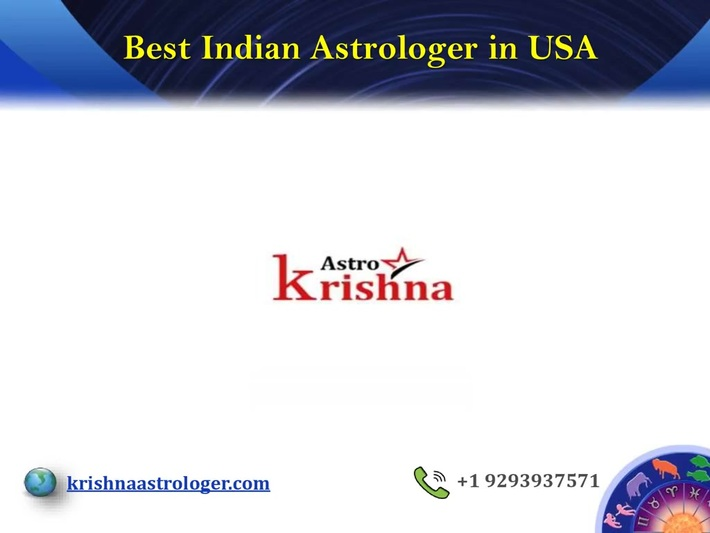 Astrologer in USA - Krishnaastrologer.com