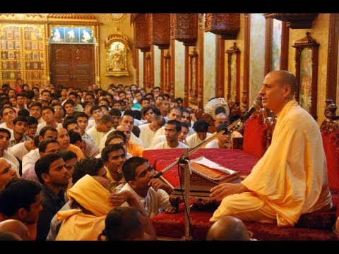 Morning Class | Radhanath Swami | 27th Jan 2019 | ISKCON Chowpatty